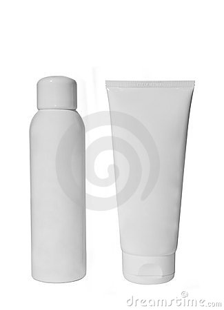 Free Deodorant And Cream Tube Stock Photos - 23533913