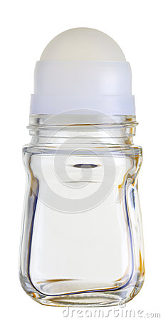 Deodorant jar