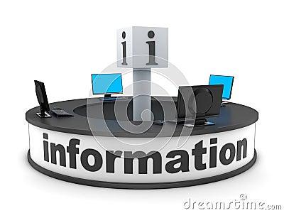 Departamento do serviço de informações