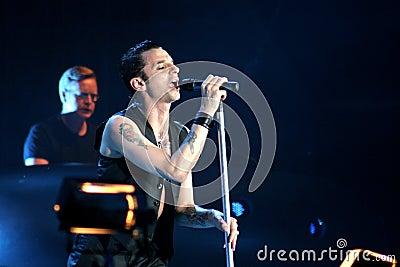 Depeche Mode Editorial Image