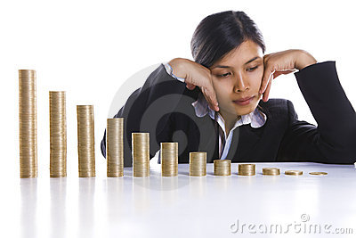 Depressed about losing profit every month