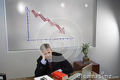 Depressed manager