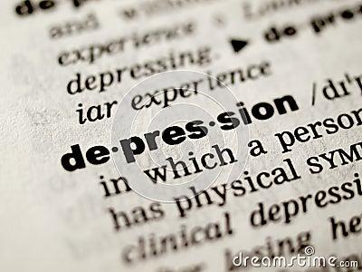 Depression definition