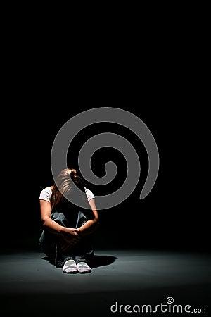 Depression sitting