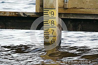 Depth meter
