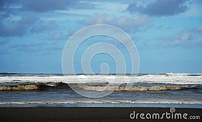 Der Pazifische Ozean