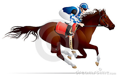 derby  equestrian sport horse and rider 3 stock image Backyard Games Clip Art Board Game Clip Art