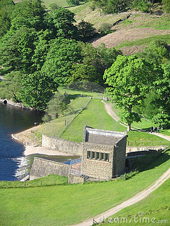Derbyshire Lake 4