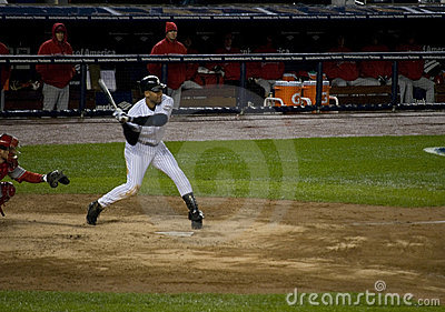 Derek Jeter ALCS 2009 C Editorial Photo