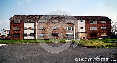 Derelict Apartments
