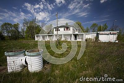 Derelict Motel