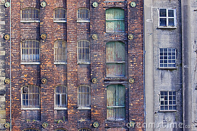 Derelict Warehousing
