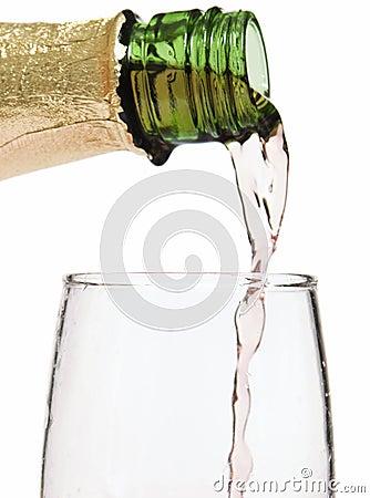 Derrame-me uma bebida