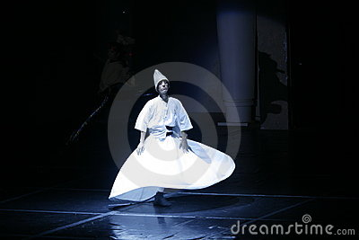 Dervish dance Editorial Photography