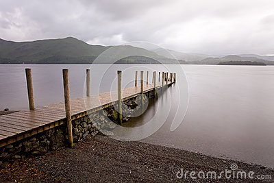Derwent jetty