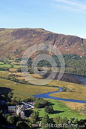 Free Derwentwater, Black Crag And Maiden Moor, Cumbria Royalty Free Stock Photo - 26787975