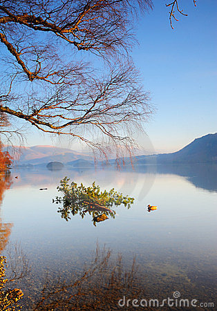 Derwentwater at Dawn