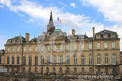 Des Rohan Palace