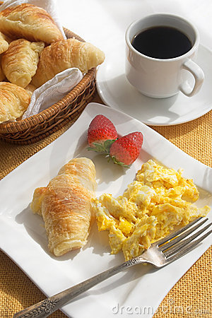 Desayuno de la mañana