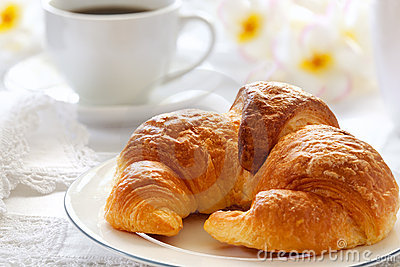 Desayuno del Croissant