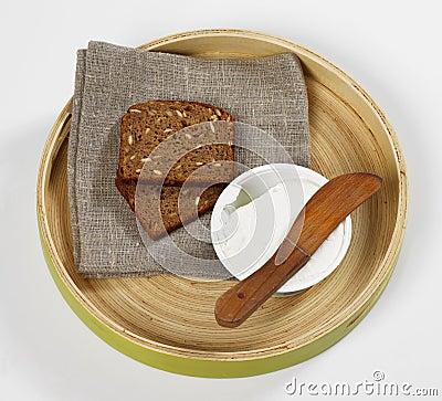 Desayuno fresco