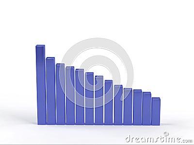 Descending graph