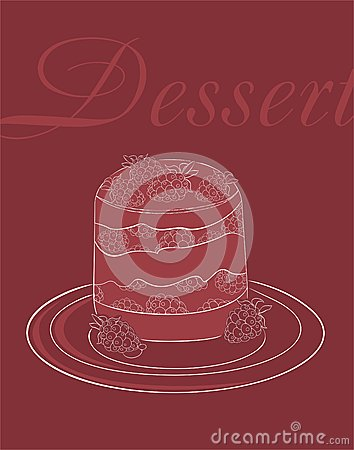 Descripteur de carte de dessert