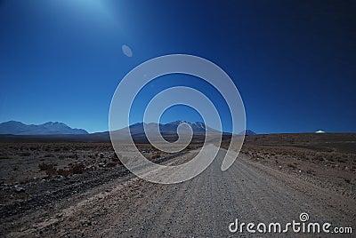 Deseret road