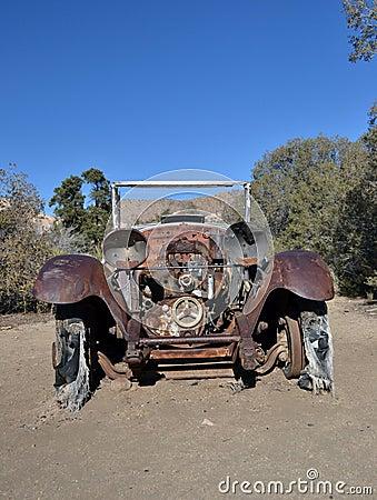 Desert auto