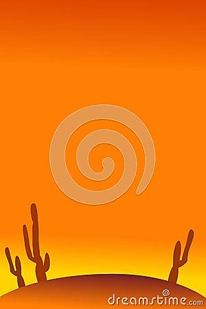 Desert-background