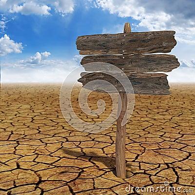 Free Desert Board Stock Image - 17644271