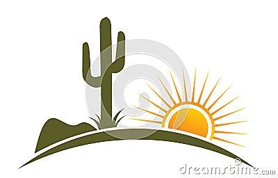 Desert design elements