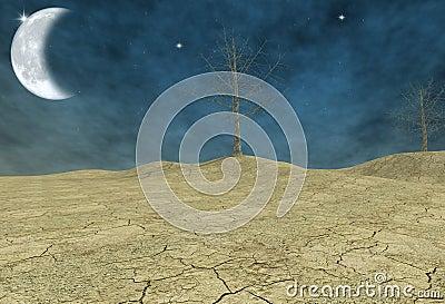 Desert earth