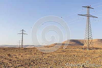 Desert Electricity