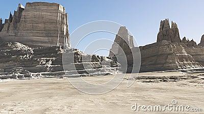 Desert Environment