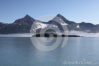 Desert island, Alaska