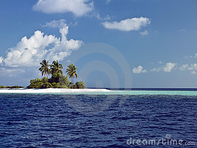 Desert Island - The Maldives