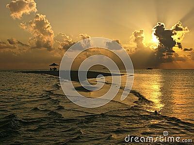 Desert Island - The Maldives