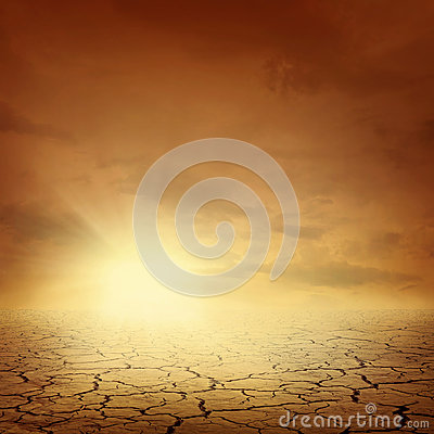 Free Desert Landscape Background Royalty Free Stock Images - 26237799