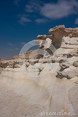 Desert landscape, Negev, Israel