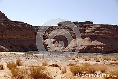 Desert in Libya
