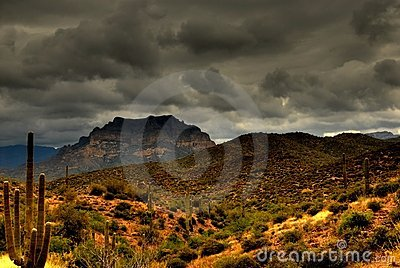Desert Mountain 105