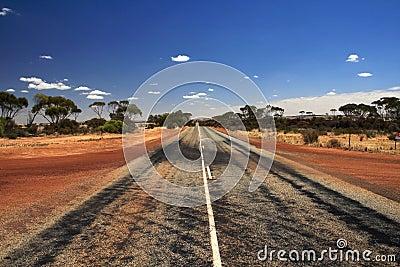 Desert Road,Western Australia