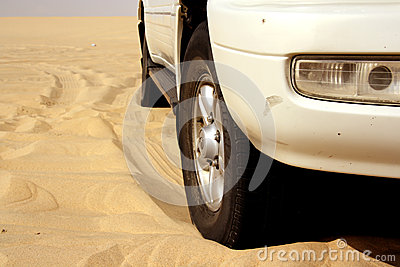 Desert safari Editorial Photography