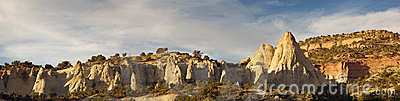 Desert Scenics: Hoodoos at Sunset