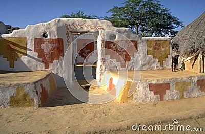 Desert Village, Jaisalmer Rajasthan