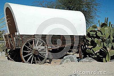 Desert Wagon