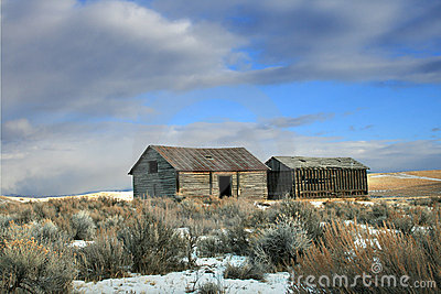 Deserted Farm House