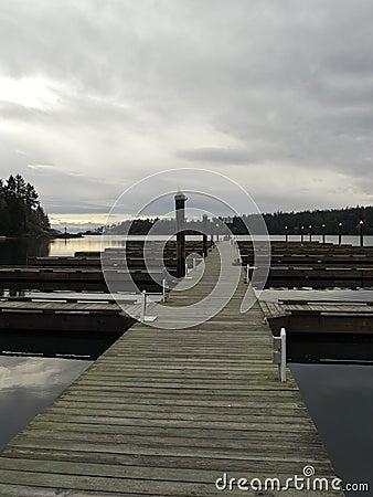 Deserted Marina