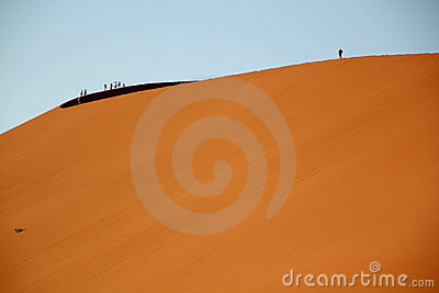 Deserto África de Namíbia